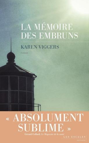 La mémoire des embruns K. Viggers