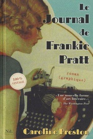 Le journal de Frankie Pratt C. Preston